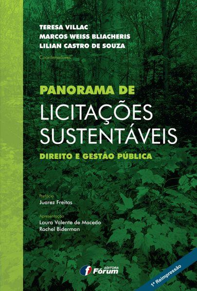 Panorama de Licitações Sustentáveis