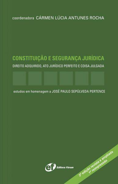 Constituição e Segurança Jurídica