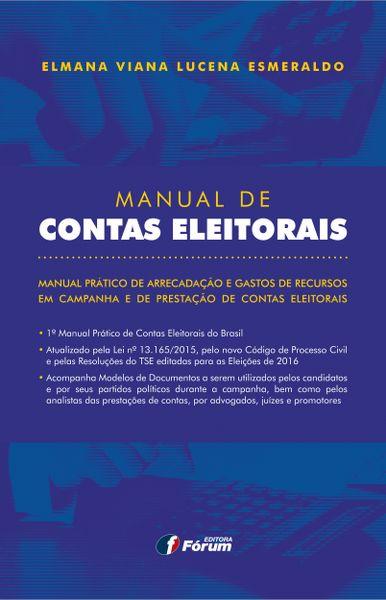Manual de Contas Eleitorais