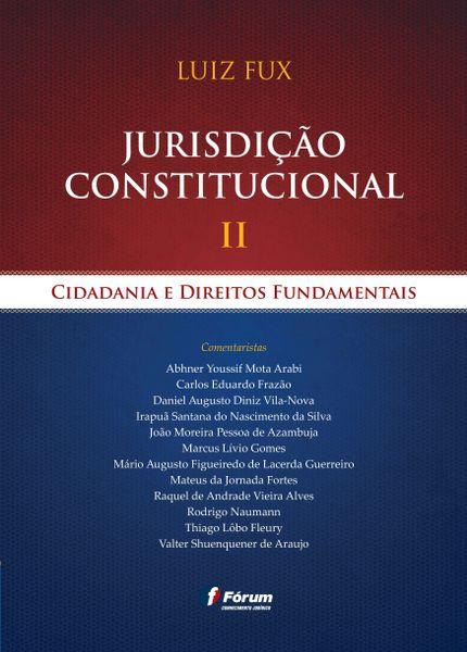 Jurisdição Constitucional Ii