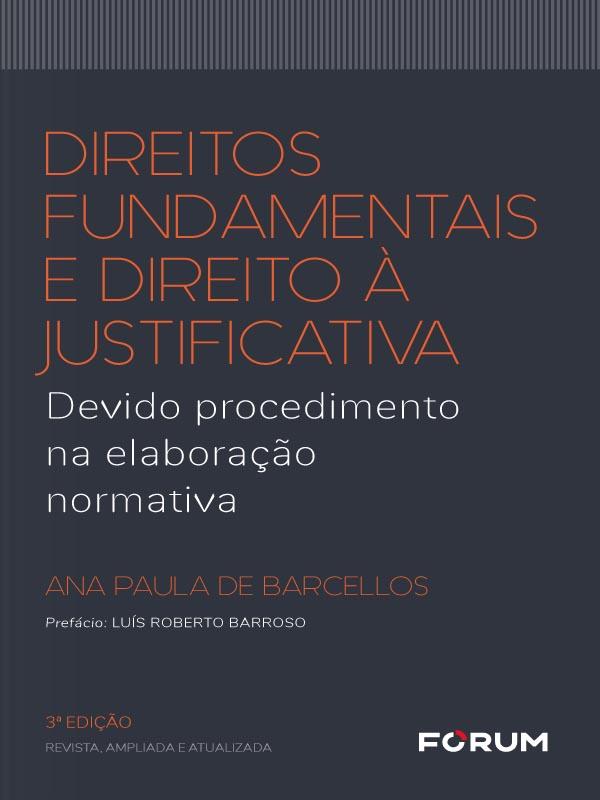 Direitos Fundamentais e Direito à Justificativa