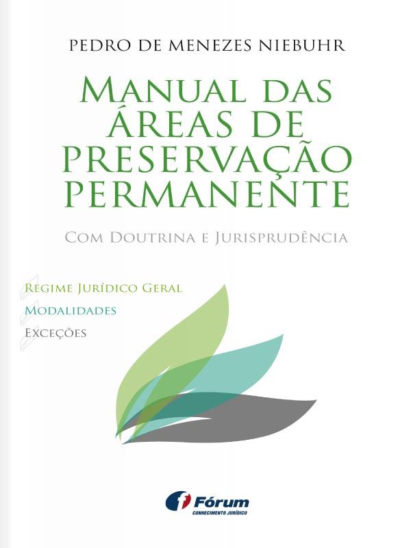 Manual das Áreas de Preservação Permanente