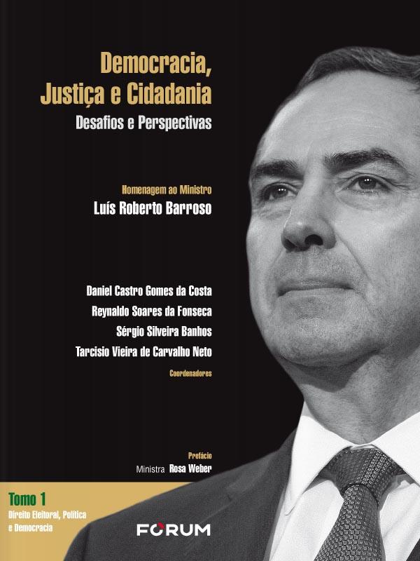 TOMO 1 - Democracia, Justiça e Cidadania