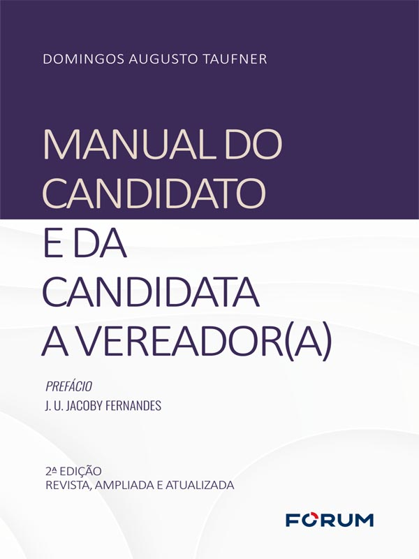 Manual do Candidato e da Candidata a Vereador(a)